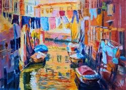 Silence en Venise