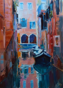 Venise en rose