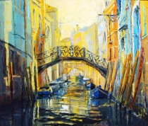 Italie. Venise. Refléxions.
