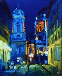 Soir à Lviv