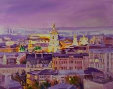 Nikita Manokhin. Kiev. Les cathédrales.