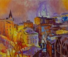 Kiev. Descente Andriivsky.