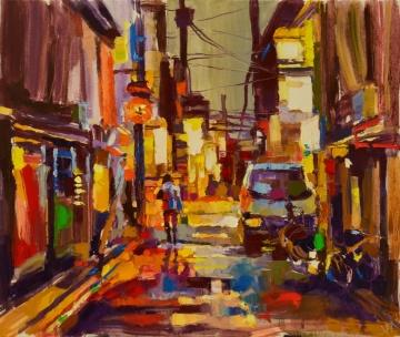Rue orientale.