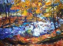 Refléxion de l'automne