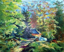Maison de forestier