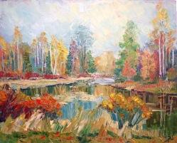 Le charme de l'automne