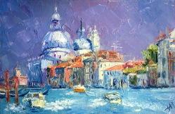 Venise. Avant la tempête.