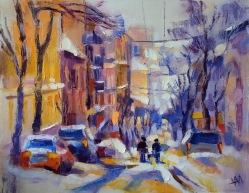 Kiev en hiver