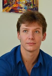 Nikita Manokhin. Contemporary impressionist artist.