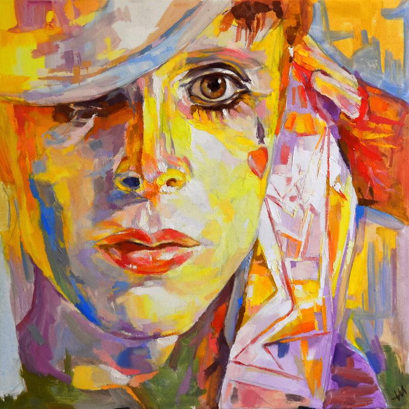 Portrait, pop art, Chris Corner, IAMX, Chris Corner portrait, IAMX portrait, celebrity portrait